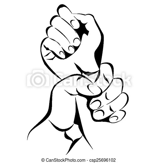 hand violence vector clipart search illustration drawings and eps rh canstockphoto com domestic violence clip art free free stop domestic violence clipart