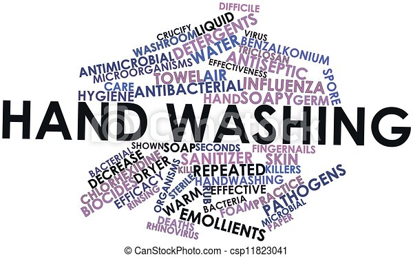 abstract word cloud for hand washing with related tags and washing hands clipart for children washing hands clipart sign