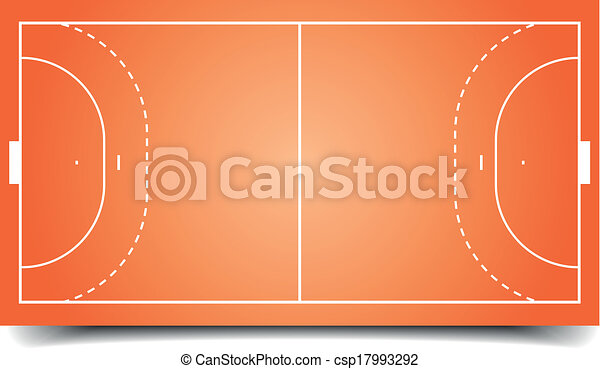 handball field - csp17993292