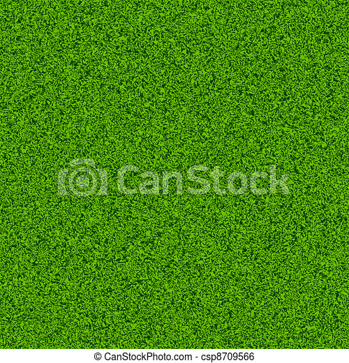handeel gras af, groene - csp8709566