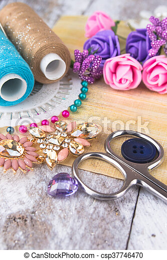 Handicrafts With Beads