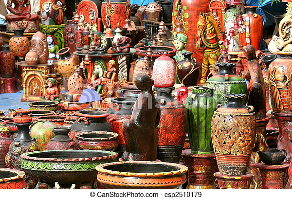 Handicrafts Of India - csp2510179