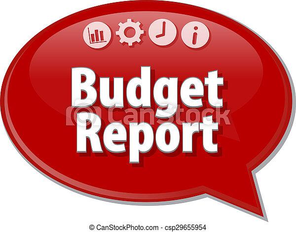 handlowy, budżet, ilustracja, diagram, czysty, zameldować - csp29655954