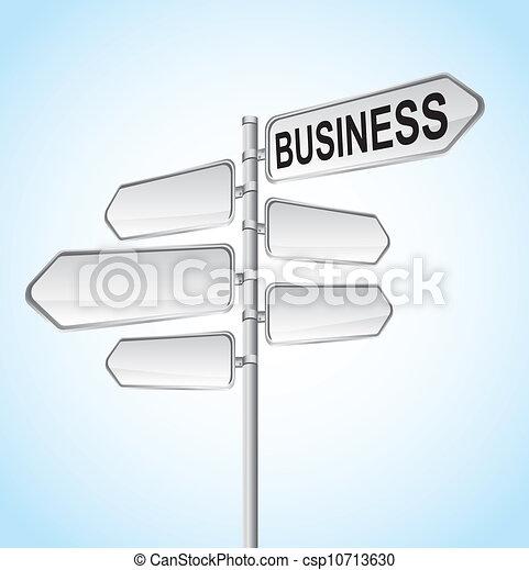 handlowy znaczą - csp10713630