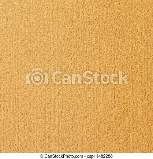 Handmade Light Brown Paper Background