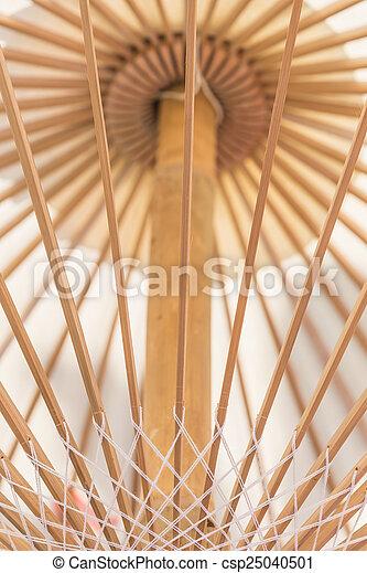 Handmade umbrella  - csp25040501