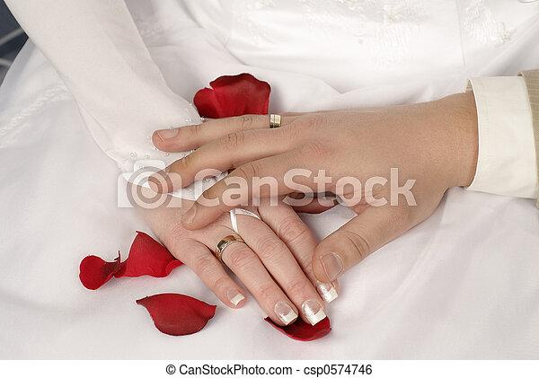 hands #1 - csp0574746