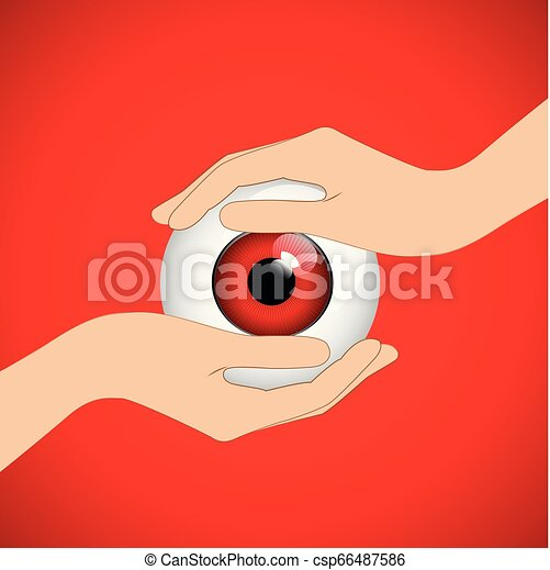 Sick Sore Eyes Royalty Free Cliparts, Vectors, And Stock Illustration.  Image 53425661.
