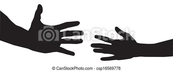 hands - csp16569778