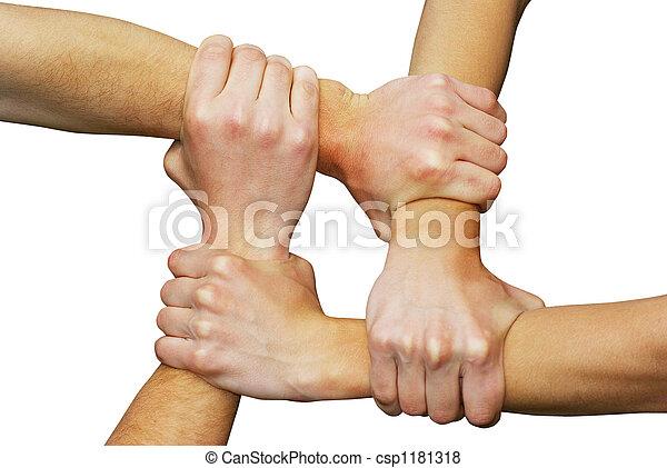 hands  - csp1181318