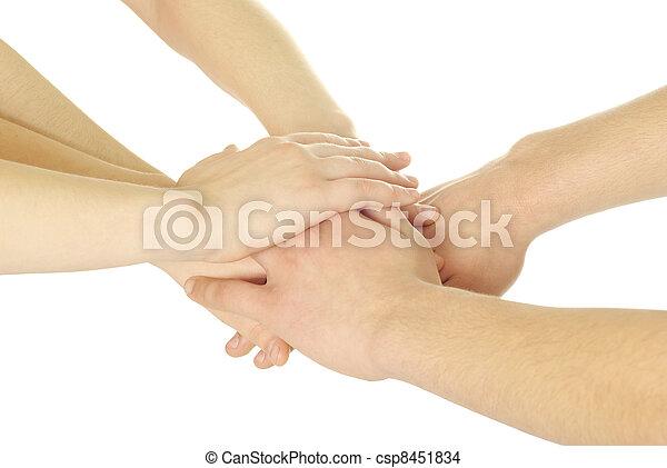 hands - csp8451834