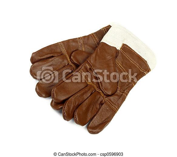 handschoenen, werkende  - csp0596903