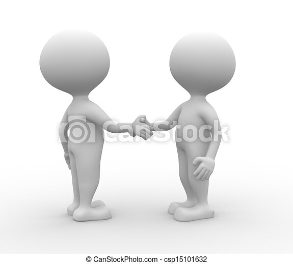 handshake., -, association - csp15101632