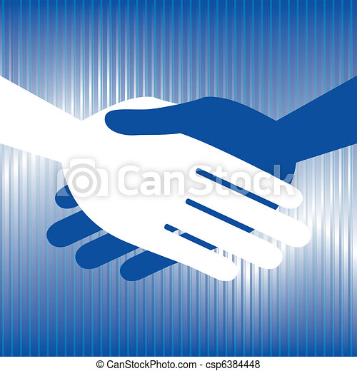 Handshake design.  - csp6384448