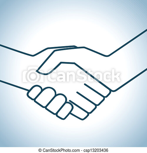 handshake graphic vectors search clip art illustration drawings rh canstockphoto com clipart friends shaking hands clipart images of shaking hands