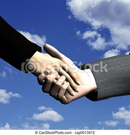 Handshake - csp0013412