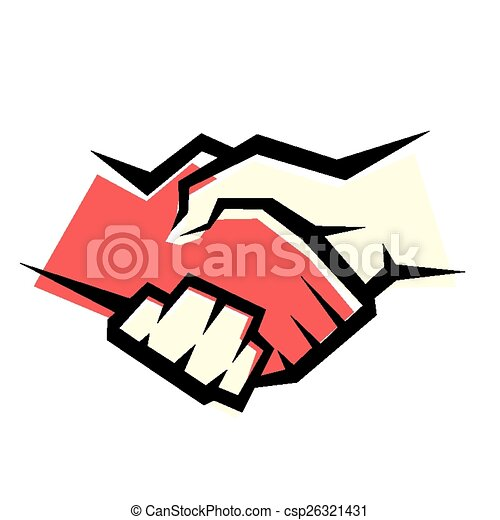 handshake vector symbol vectors search clip art illustration rh canstockphoto com handshake vector icon free handshake vector icon free