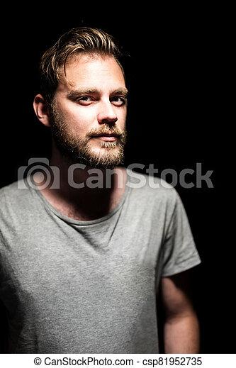 Men handsome scandinavian Comparing The