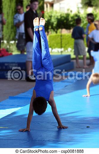 handstand - csp0081888
