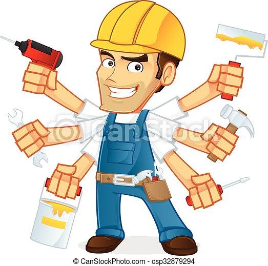 handyman - csp32879294