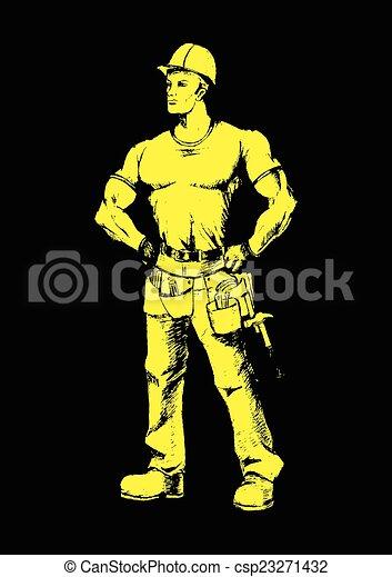 handyman - csp23271432