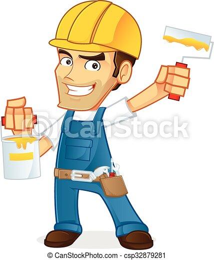 handyman - csp32879281