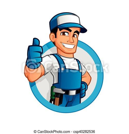 handyman - csp40282536