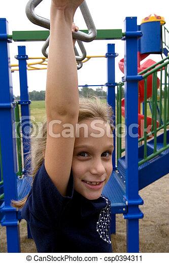 Hanging around - csp0394311