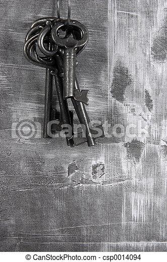 Hanging Keys - csp0014094