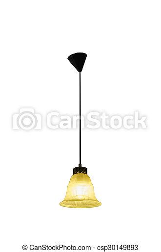 Hanging lamp - csp30149893