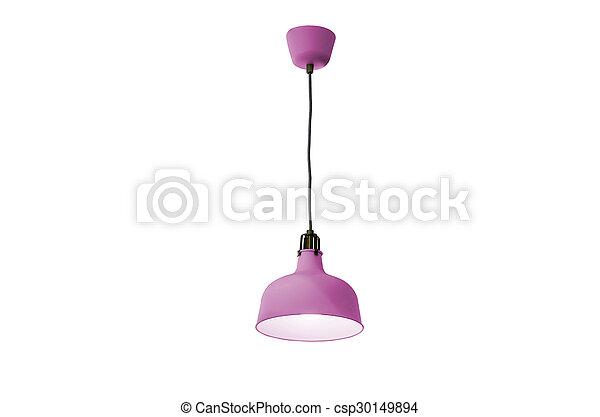 Hanging lamp - csp30149894