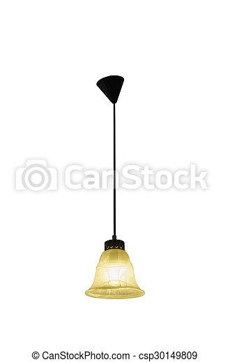 Hanging lamp - csp30149809