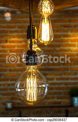Hanging lamp - csp29036437