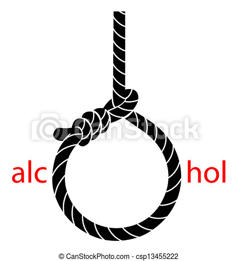 hangman s noose with protest against alcohol clip art search rh canstockphoto com nose clip art free nose clip art free
