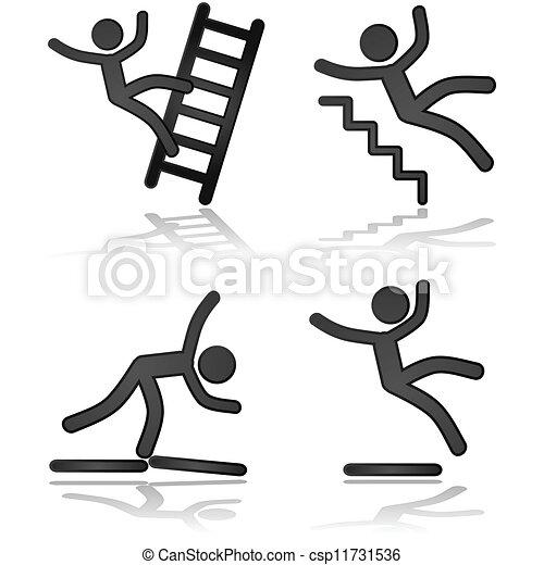 happen, accidents - csp11731536