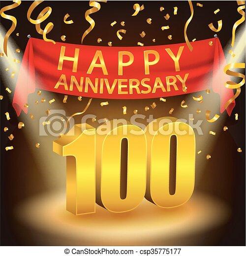 happy 100th anniversary