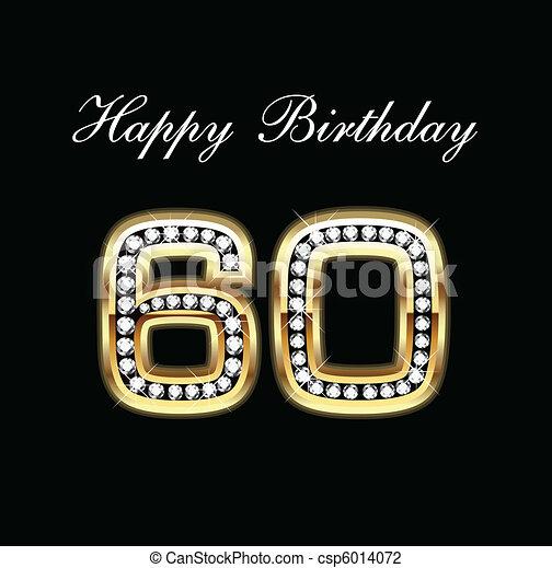 Happy Birthday 80 - csp6014072