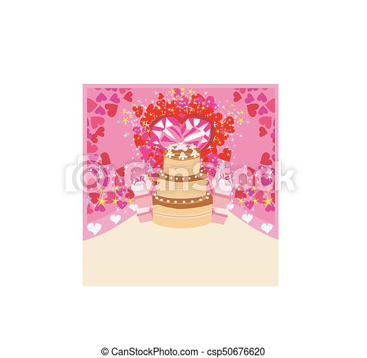 Happy Birthday Card - csp50676620