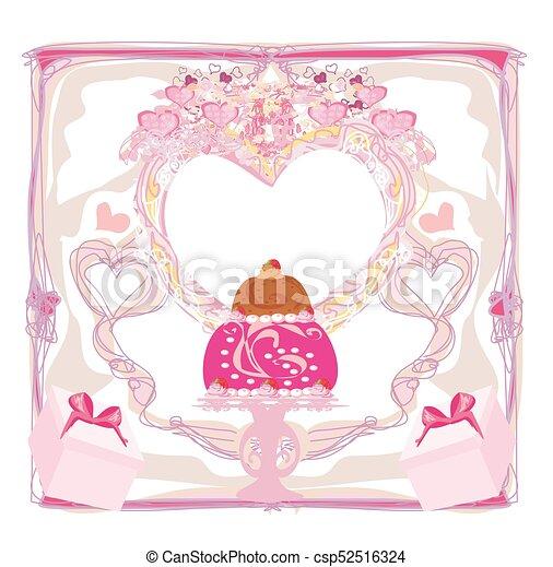 Happy Birthday Card - csp52516324
