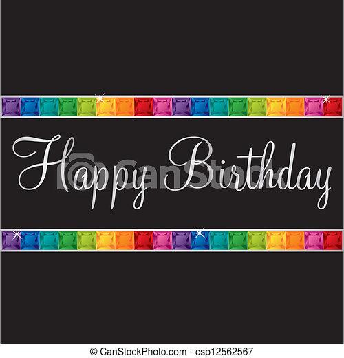 Happy Birthday! - csp12562567