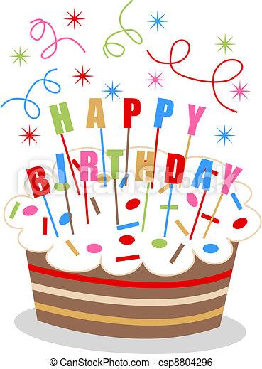 Digital Happy Birthday Card