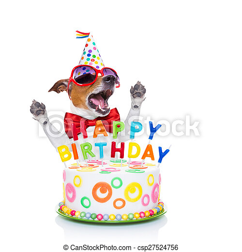 Strange Happy Birthday Dog Singing Jack Russell Dog As A Surprise Funny Birthday Cards Online Hendilapandamsfinfo