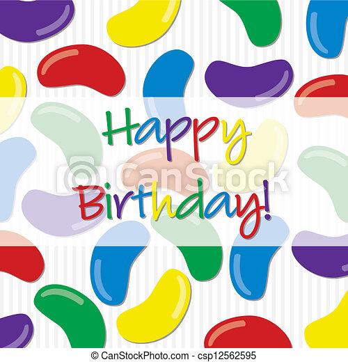 Happy Birthday! - csp12562595
