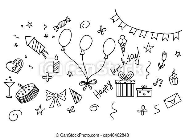 Sketch Geburtstag