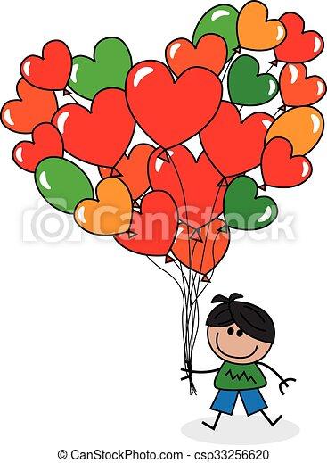 happy birthday or valentines day - csp33256620