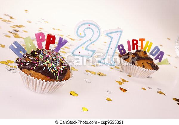 Happy Birthday! - csp9535321