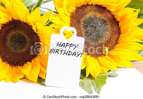 happy birthday - csp28643681
