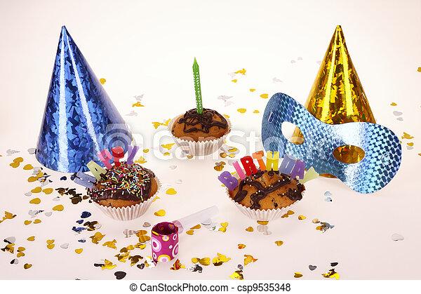 Happy Birthday! - csp9535348