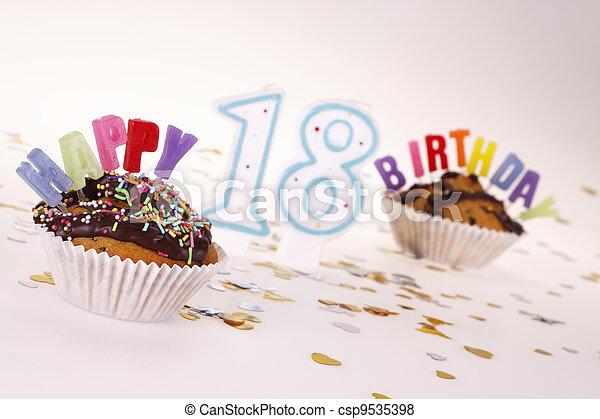 Happy Birthday! - csp9535398