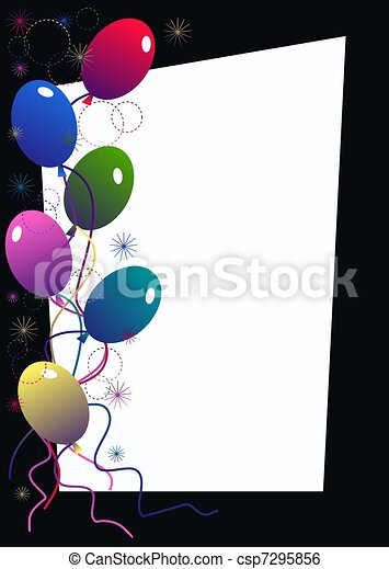 happy birthday - csp7295856
